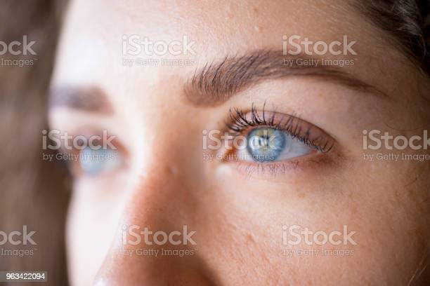 Piękne Niebieskie Oczy - zdjęcia stockowe i więcej obrazów Brew