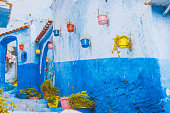 istock Beautiful blue medina of Chefchaouen town in Morocco Africa. 1009996798