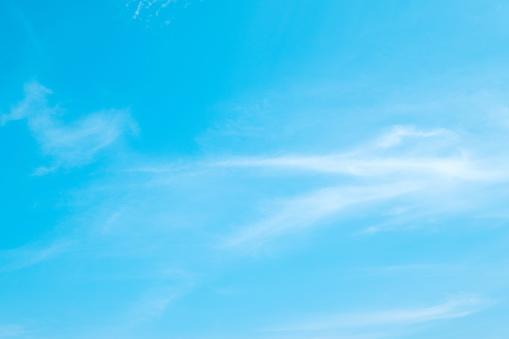 Mooie Blauwe Hemel Wolken Voor Achtergrond Stockfoto en meer beelden van Abstract