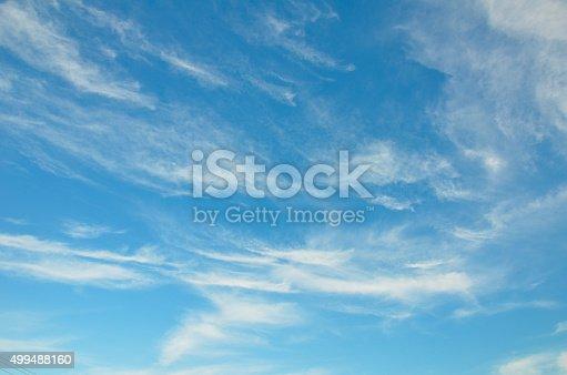 istock beautiful blue sky 499488160