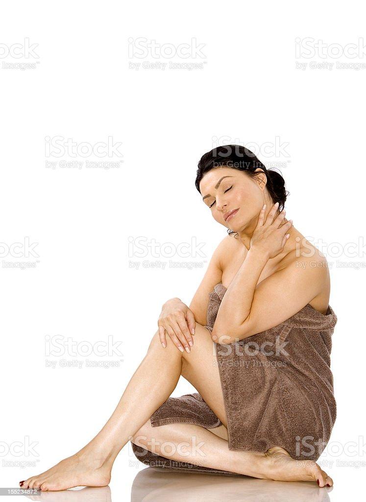 beautiful body royalty-free stock photo