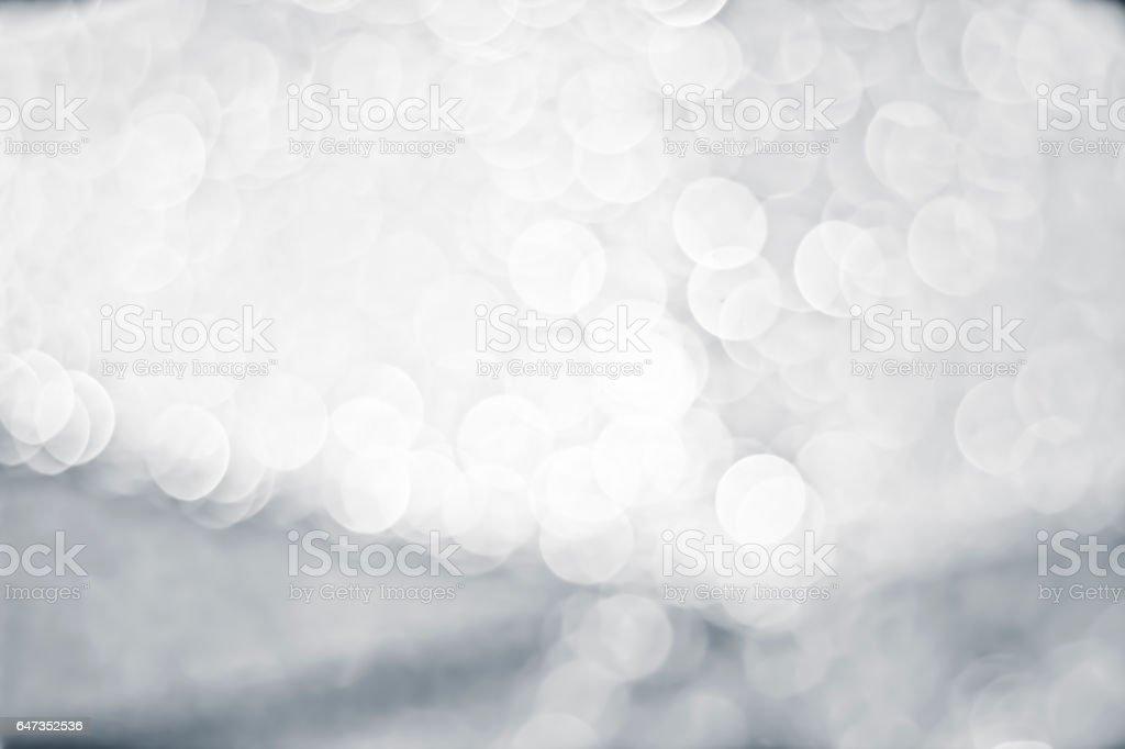 beautiful bokeh background stock photo