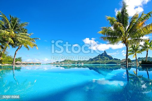 istock Beautiful Bora Bora Tahiti 509918956