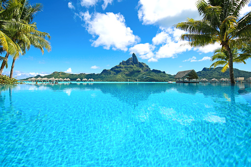 istock Beautiful Bora Bora Tahiti 510413082