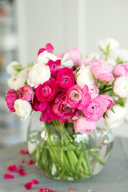 Schönen Blumenstrauß – Foto