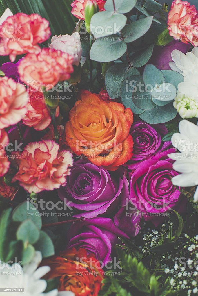 Bello bouquet - foto de stock