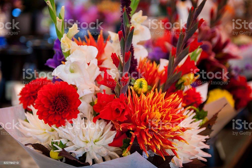 Bello bouquet - foto de stock
