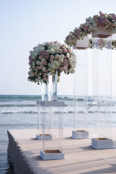Beautiful bouquets of roses on the beach ocean registrations of a picture id1160935935?b=1&k=6&m=1160935935&s=612x612&w=0&h=dfvailhcqpacyib4j4lc9joqf2tup2ay1rznxlavd8g=