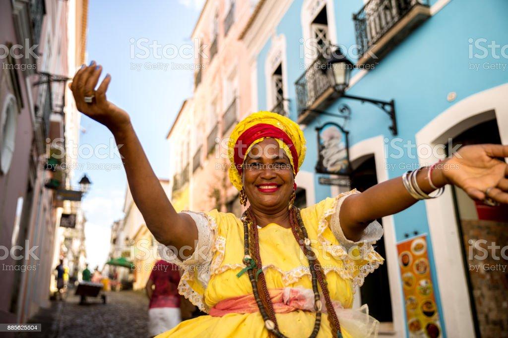 Linda mulher brasileira