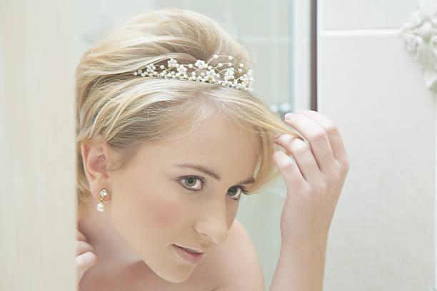 Für haare kurze haarschmuck braut Haarschmuck Braut