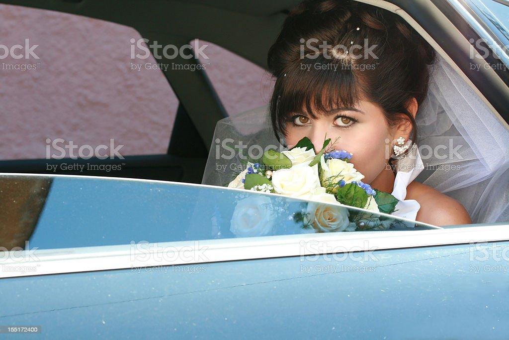 Wunderschöne Braut – Foto