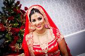 istock Beautiful bride 456854397