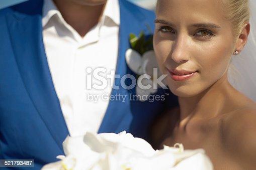 674214372istockphoto Beautiful bride 521793487