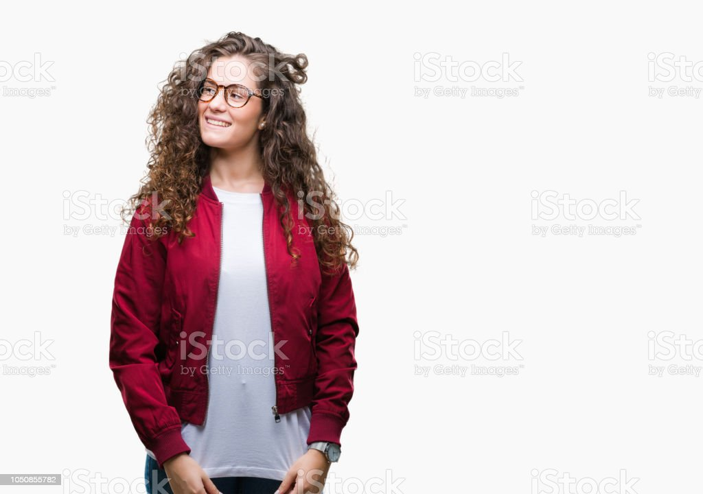 Brune-Cheveux bruns Youth /& Femme Sweat