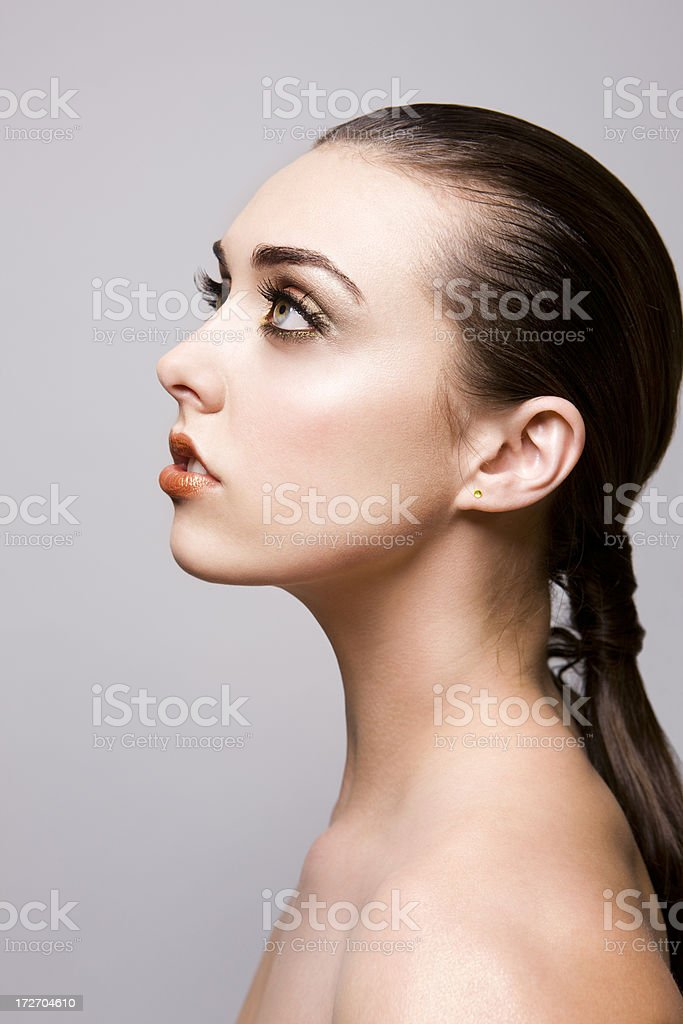 model profile photo