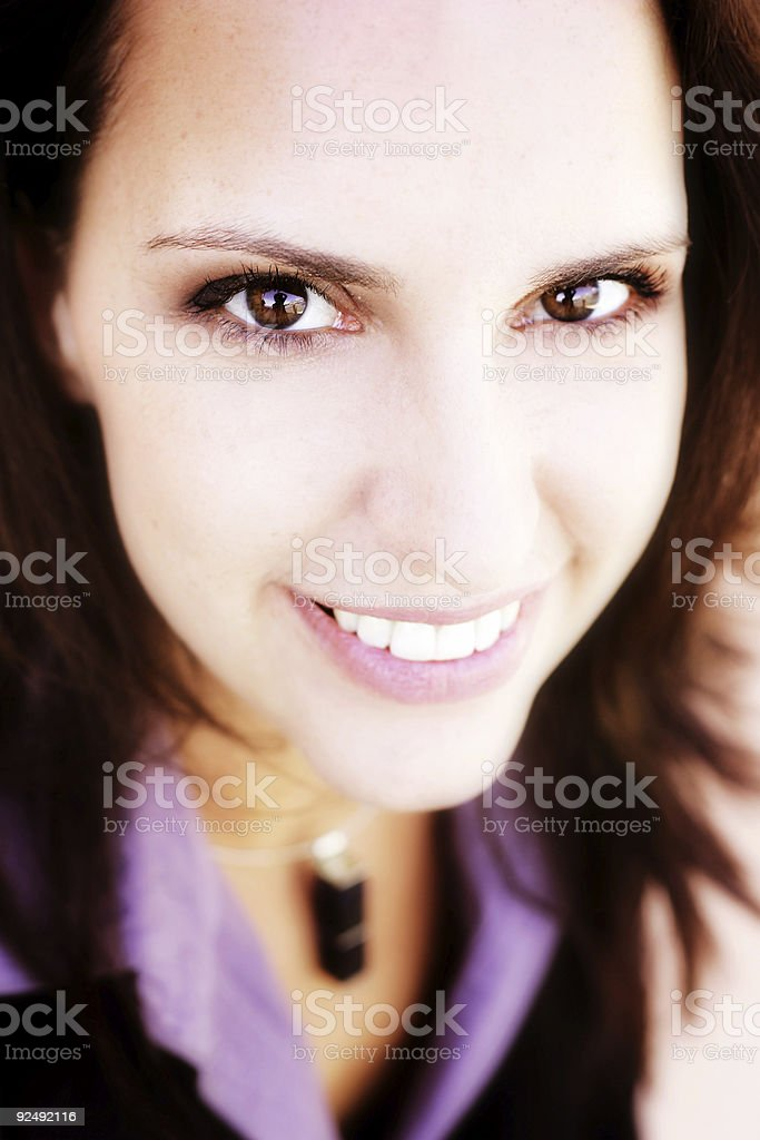 Beautiful Business royalty-free stock photo