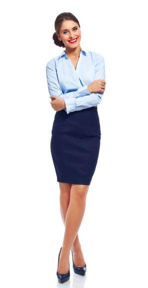 Beautiful Businesswoman Stock Photo - Download Image Now