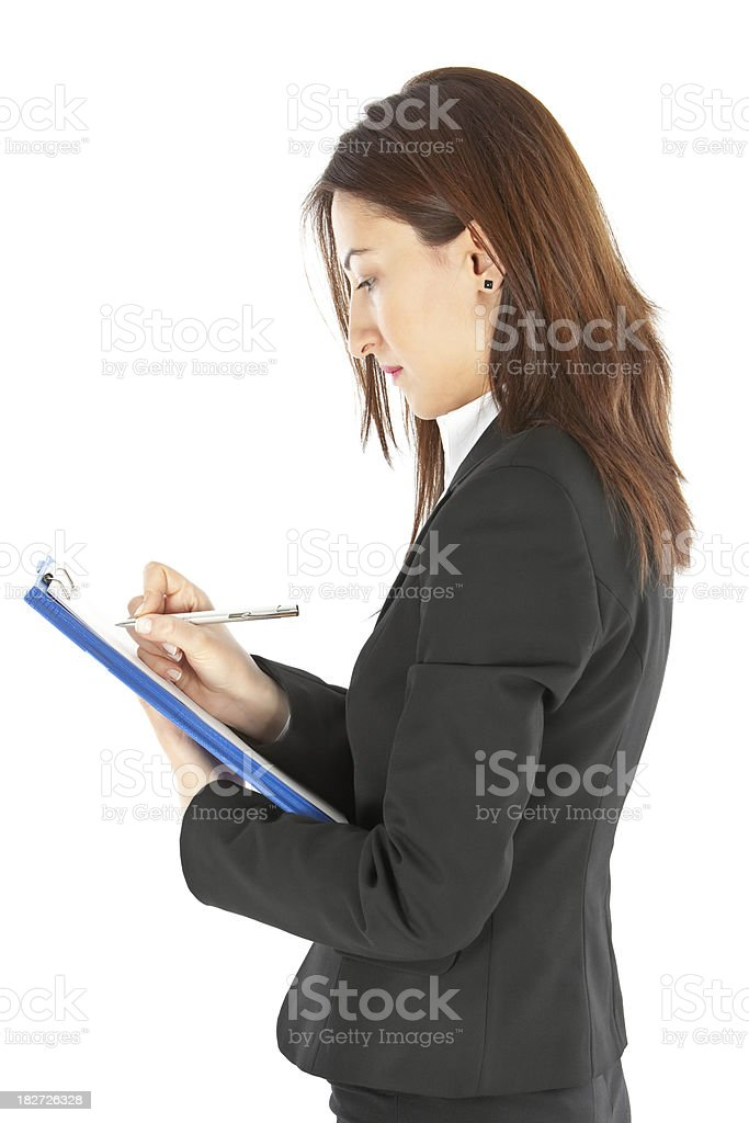 Beautiful Businesswomen stock photo