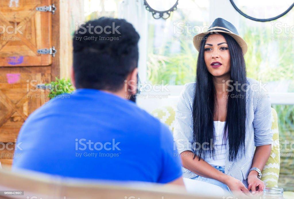 Quand ex commence à fréquenter quelqu'un d'autre