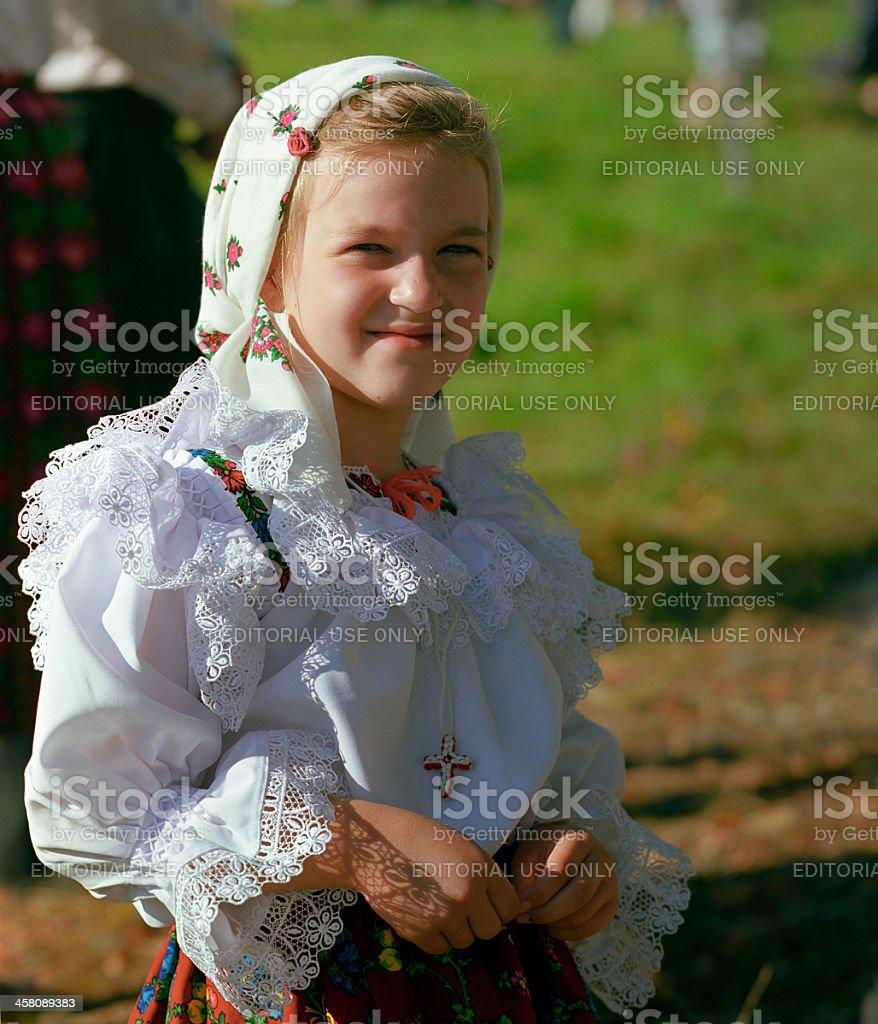 Belle enfant souriant - Photo
