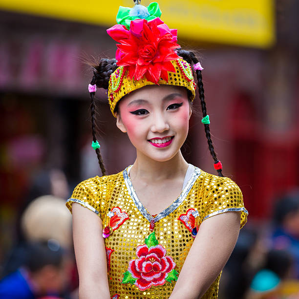 Belle fille chinoise - Photo