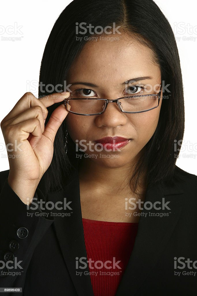 Schöne chinesische Iindonesian Frau Lizenzfreies stock-foto