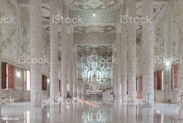 Piękna Chińskotajlandzka Świątynia Stlye - zdjęcia stockowe i więcej obrazów Architektura