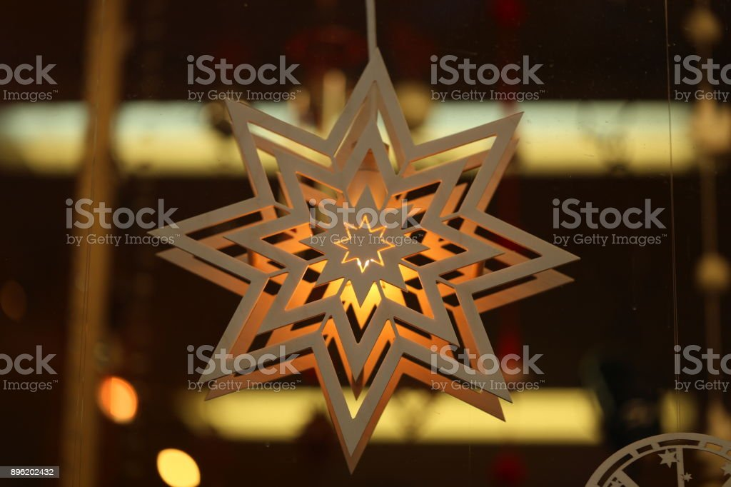 Beautiful Christmas stock photo