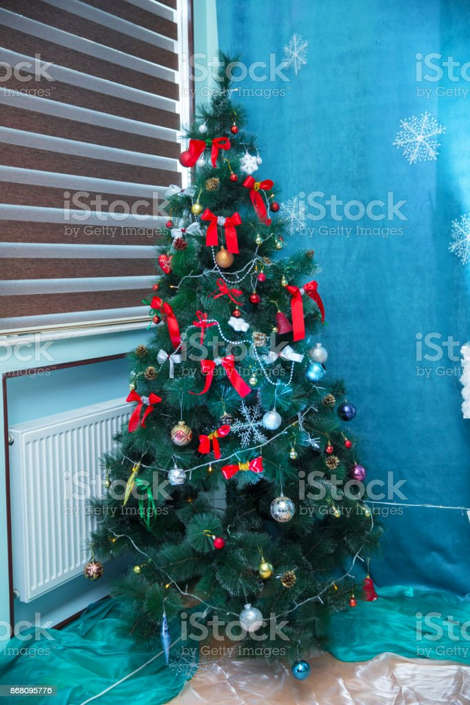 Beautiful Christmas Decorations Tree Decoration Ideas.Beautiful Christmas Trees Trendy Ideas For Festive Decor