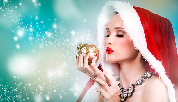Christmas Model.Best Christmas Model Stock Photos Pictures Royalty Free