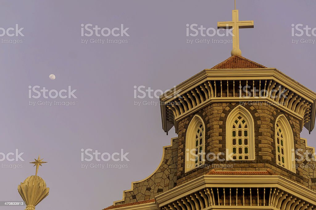 Beautiful Church royalty-free stock photo