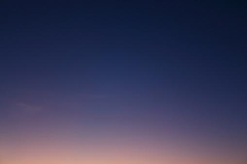 beautiful clear twilight night sky sunset background