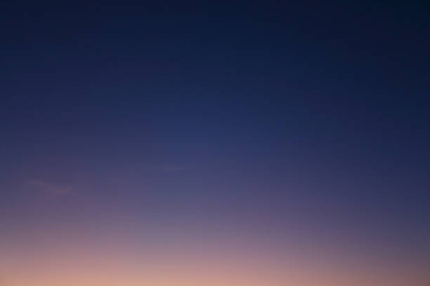 beautiful clear twilight night sky sunset background beautiful clear twilight night sky sunset background twilight stock pictures, royalty-free photos & images