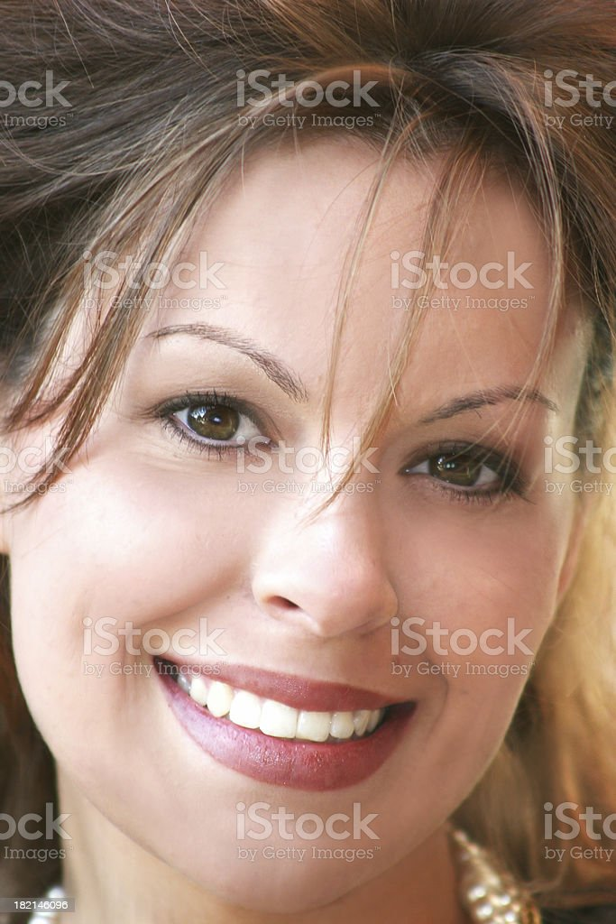 beautiful closeup royalty-free stock photo