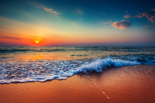 Beautiful cloudscape over the sea sunrise shot picture id831479234?b=1&k=6&m=831479234&s=612x612&w=0&h=edszywmptl 0f5rvabkfkf7qiofrgg 7in yophvn0q=