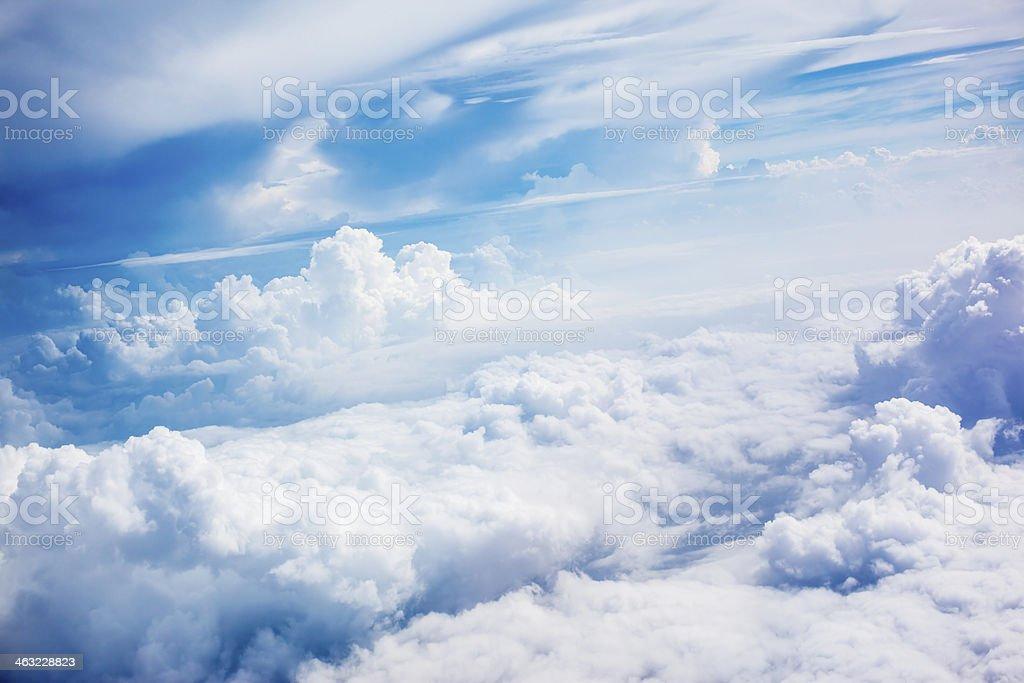 Schöne Wolkengebilde – Foto