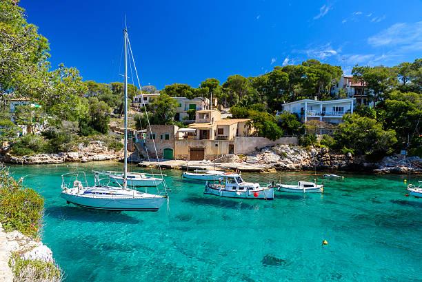 Beautiful coast of Cala Figuera -  Spain, Mallorca - Photo