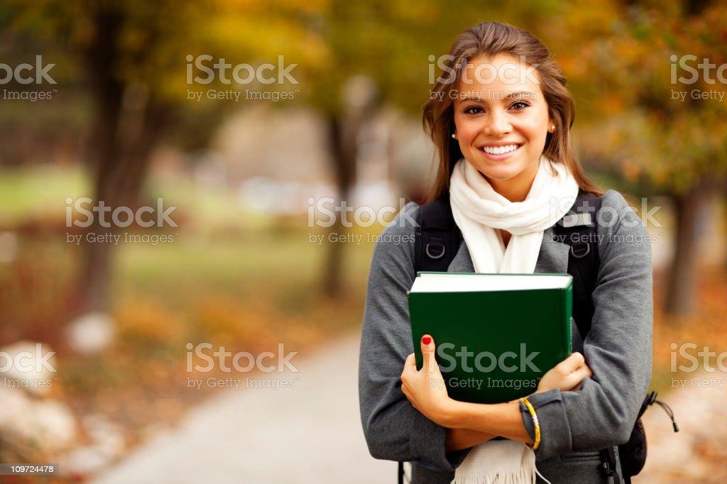 Schöne Student – Foto