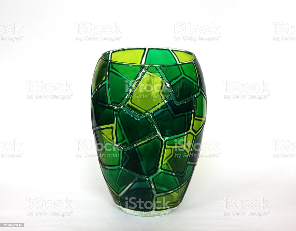 Beautiful colored glass vase for flowers stock photo istock beautiful colored glass vase for flowers royalty free stock photo reviewsmspy