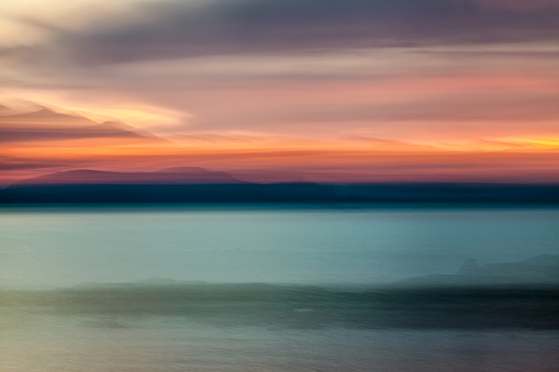 1010238190 istock photo Beautiful colors of the end of the day 1183347964