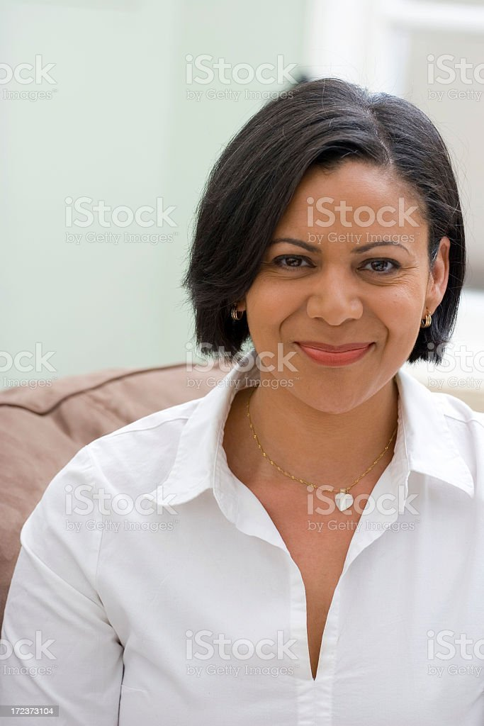 Beautiful Confident Woman royalty-free stock photo