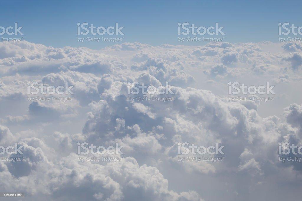 Hermoso podría y cielo azul. - Foto de stock de Aire libre libre de derechos