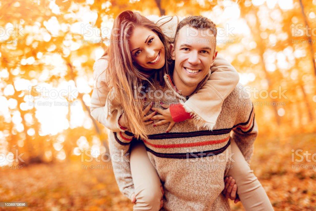 Beautiful Couple stock photo