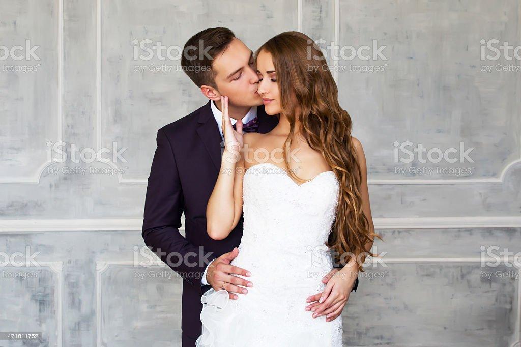 Beautiful couple stok fotoğrafı