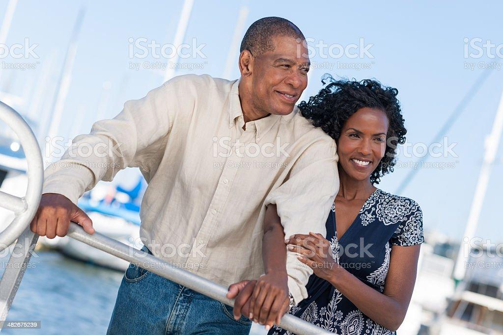 Beautiful Couple royalty-free stock photo
