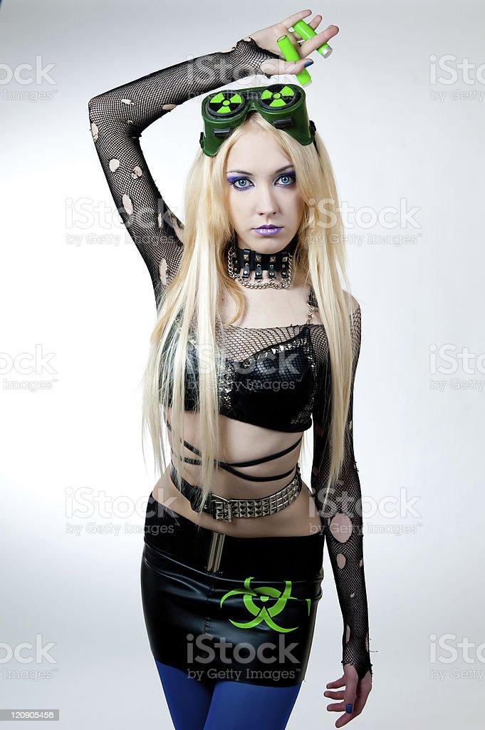 Cyber Goth dating