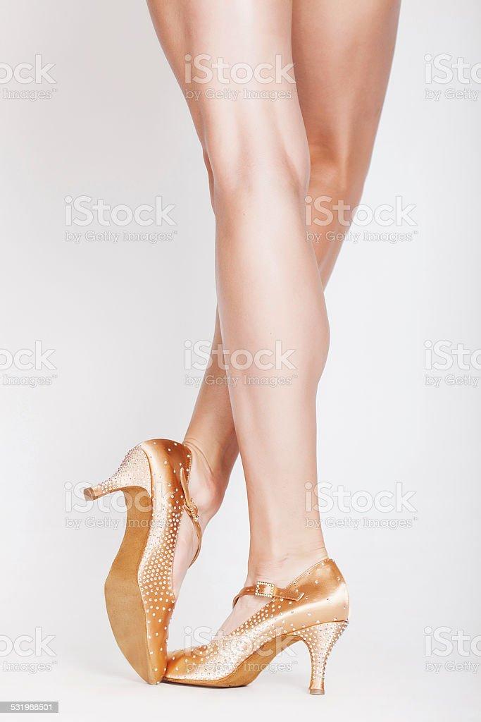 Beautiful dancer legs 16