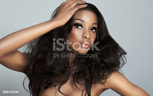istock Beautiful Dark Woman 509429290