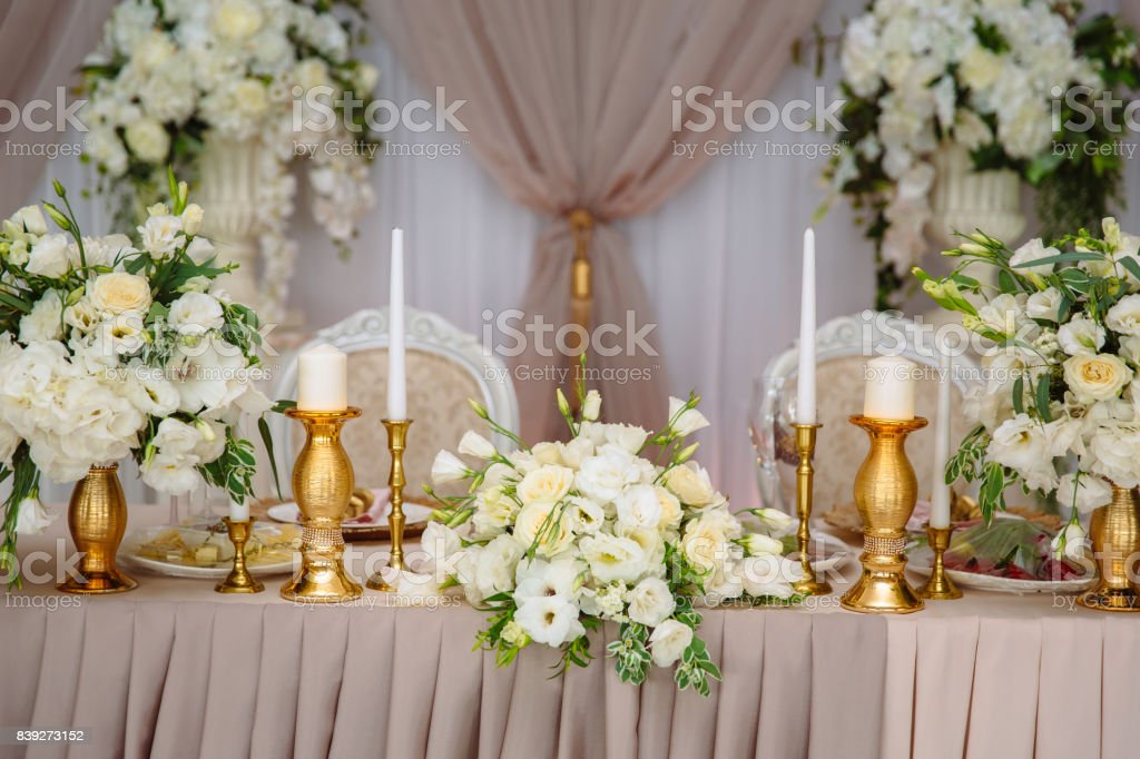 Beautiful Decorated Wedding Restaurant For Marriage Colorful ...