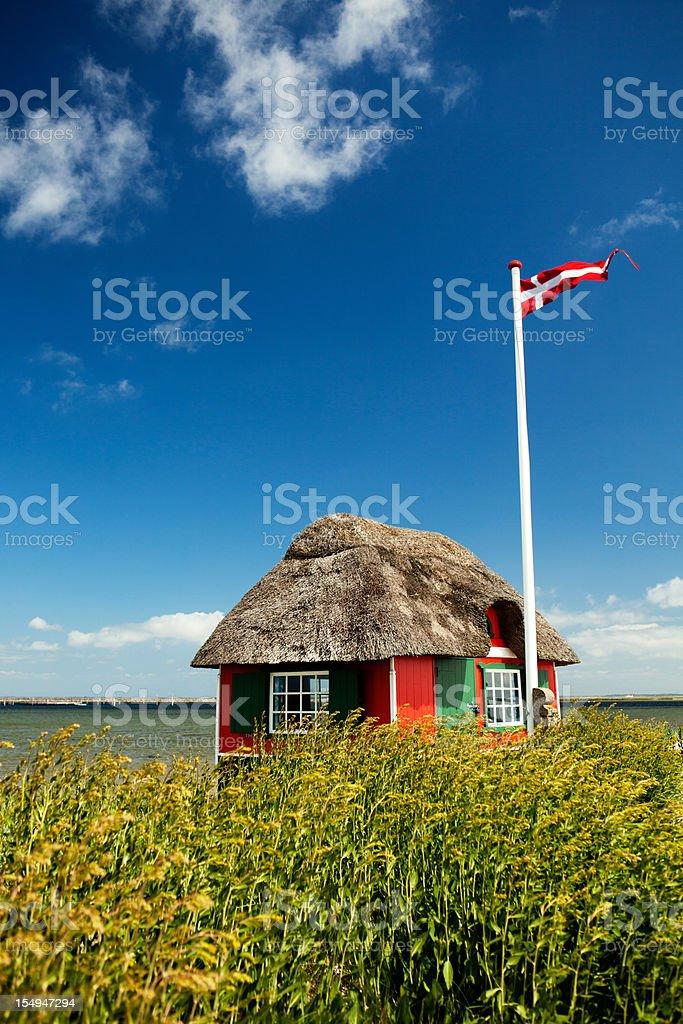 Beautiful Denmark royalty-free stock photo